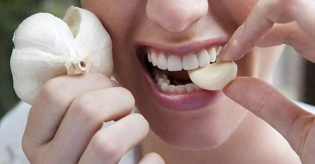 Что произойдет с организмом, если регулярно есть чеснок еда, здоровые, полезное, сделай сам, чеснок