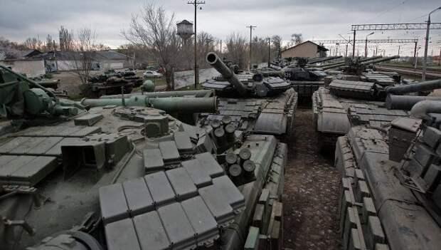 Власти Украины ввели трудовую повинность для населения в военное время