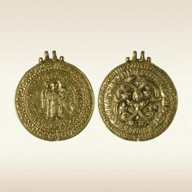 Змеевик («Черниговская гривна»). XI век
