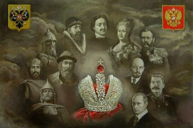 При каких правителях русский народ жил лучше всего?