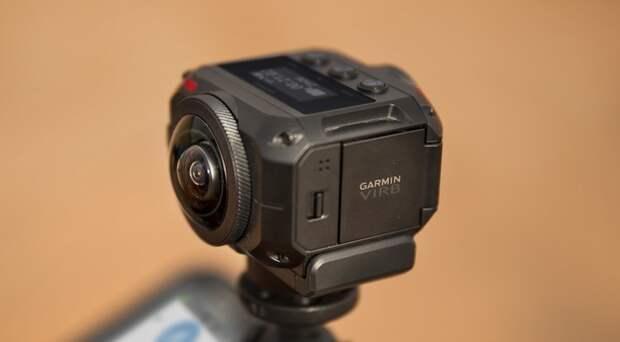 Предварительный обзор Garmin VIRB 360. Очень крутая панорамка