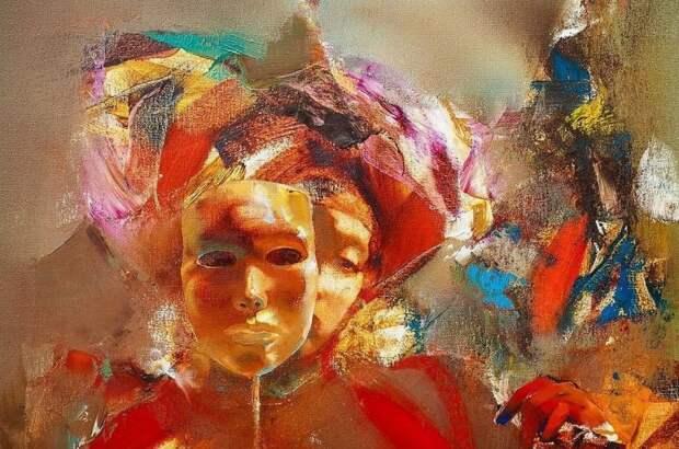 художник Валерий Блохин картины – 01
