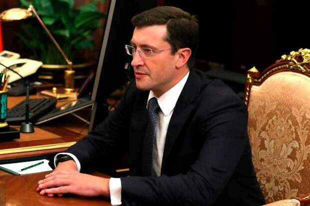Глеб Никитин. Фото: Kremlin Pool/Global Look Press/www.globallookpress.com