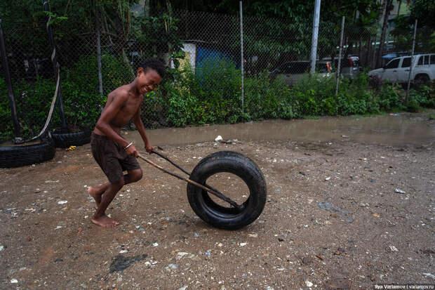 Папуа – Новая Гвинея: трущобы, цены и хорошие люди