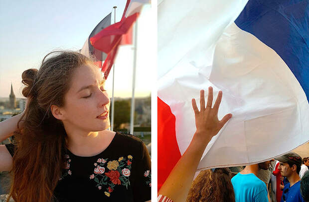 Франция по-русски