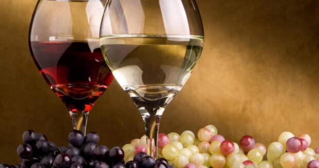 Можно ли смешивать красное и белое вино