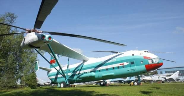 Огромный советский вертолет, который еще долго не будет знать равных себе. /Фото: popmech.ru.