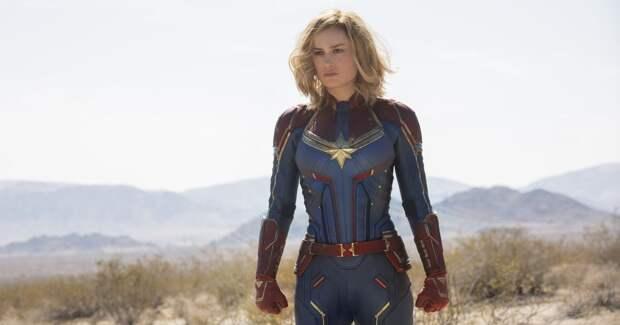 Названы сроки премьеры продолжения «Капитана Марвел»
