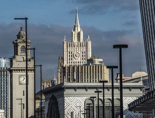Россия расширит санкции против представителей стран ЕС
