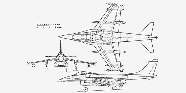 В качестве перспективного фронтового истребителя британцы видели высокоманёвренный самолёт укороченного взлёта ипосадки ато исовсем СВВП. Один из разрабатываемых подэти требования проектов — Hawker Siddeley HS.1205