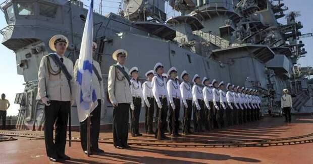 Россия готовит США жесткое противостояние в Красном море
