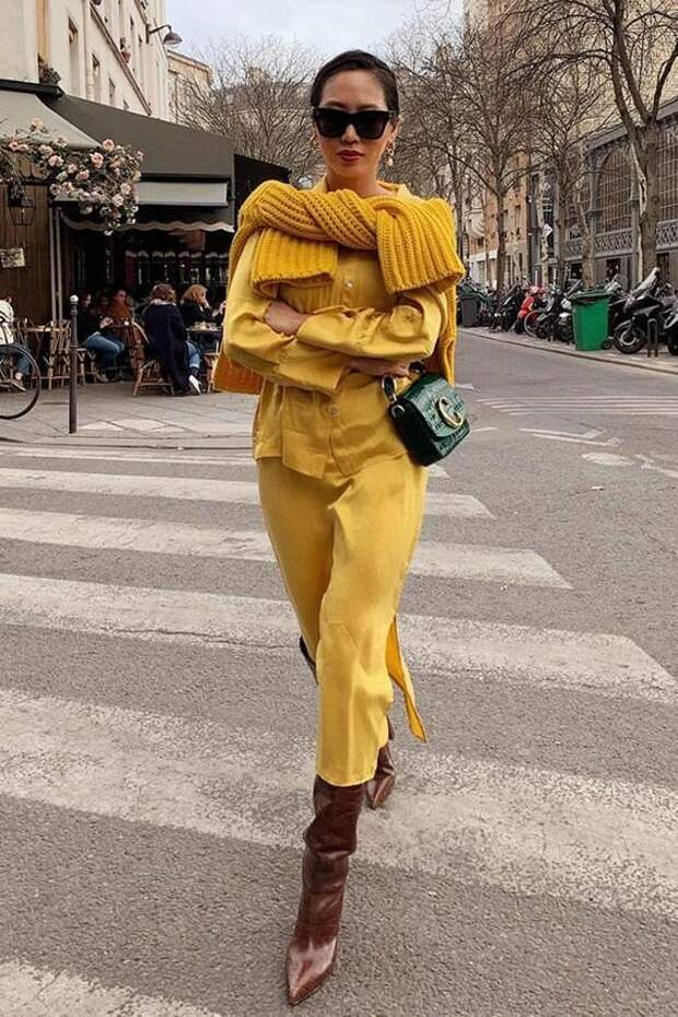 Главные цвета 2021 года: как их носить, чтобы быть на пике моды
