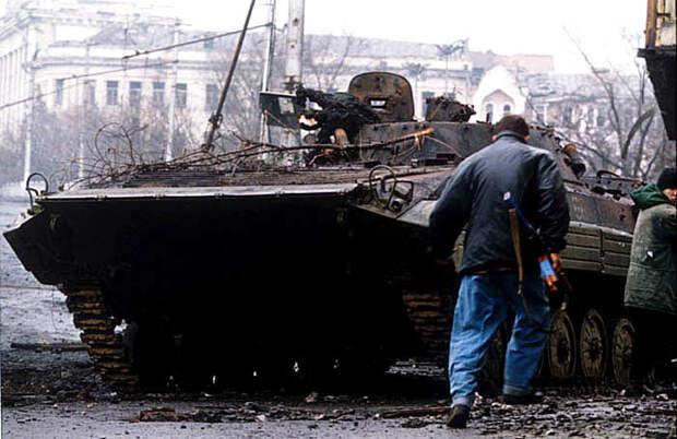 Григорий Кириченко: главный герой штурма грозного в 1994 году