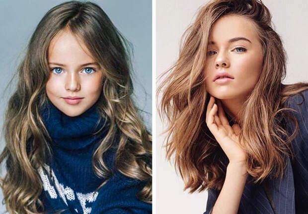 Как сейчас выглядят девочки-модели, которых называли самыми красивыми детьми в мире