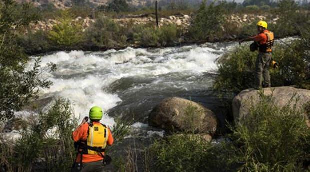 7 рек опасных настолько, что дважды сюда не войдешь