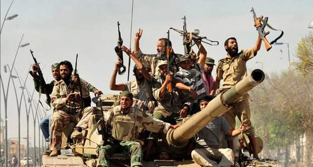Турки замахнулись на переписывание истории, оправдывая военную интервенцию в Ливии