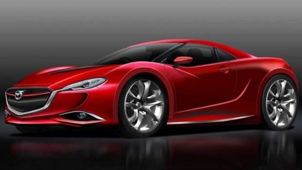 Mazda не забросила идею выпуска «роторного» спорткара