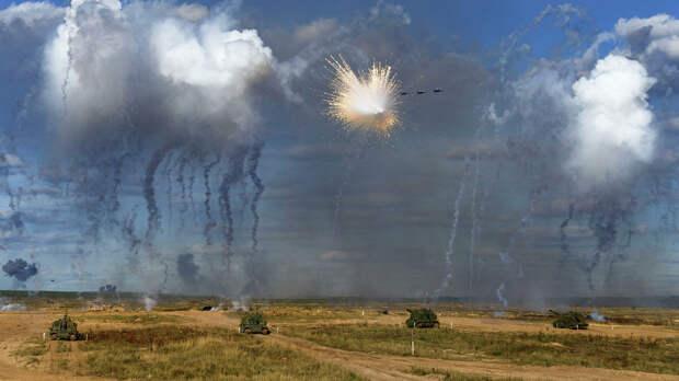 На «Запад»: российско-белорусские учения возмутили НАТО