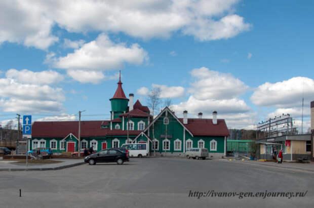 Карелия. Медвежьегорск и окрестности
