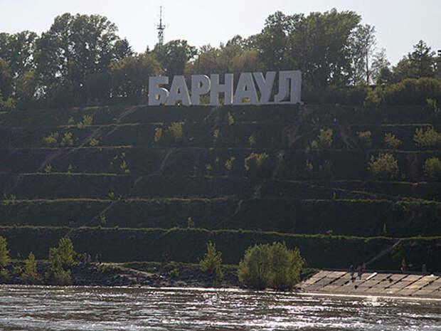Барнаул в рамках «вставания с колен» предложили переименовать в Путинбург