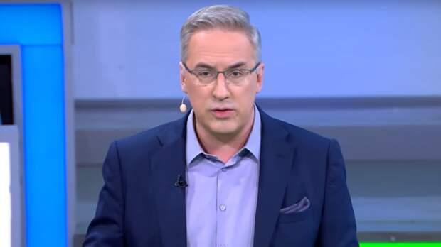 Норкин решительно пресек сравнение России с собакой