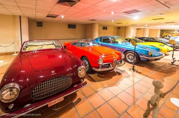 Музей автомобилей князя Монако