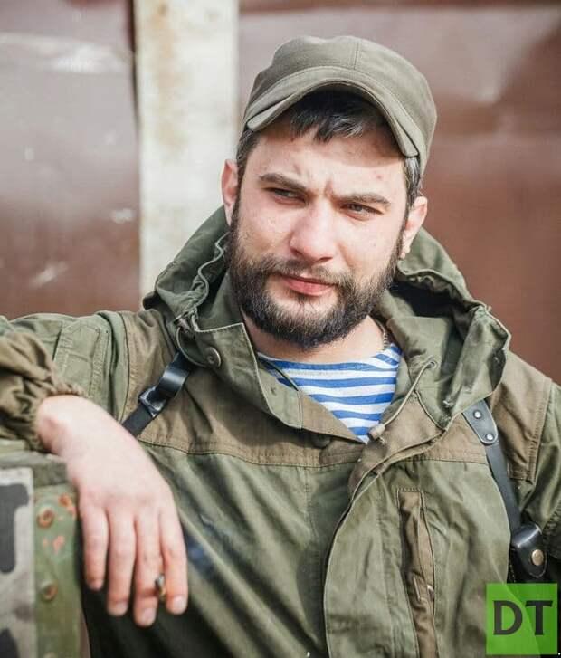 О гибели комбата армии ДНР под Авдеевкой
