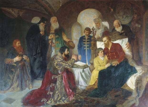 Как боролись с эпидемиями при Иване Грозном и первых Романовых