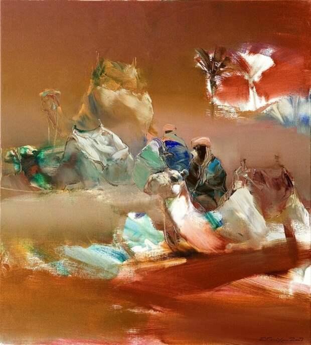 художник Валерий Блохин картины – 16