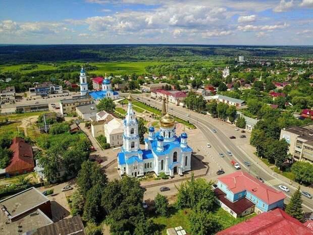 За 101 километр от Москвы