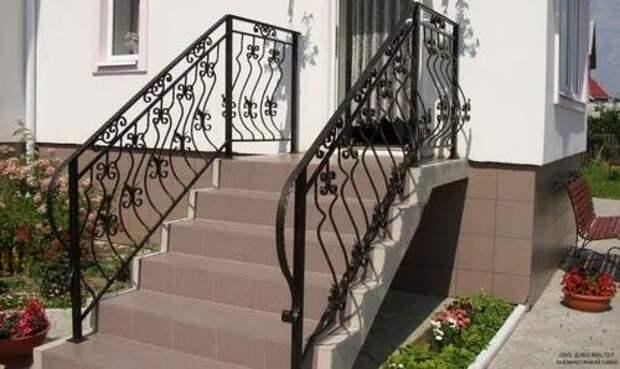 Наружная лестница в малоэтажном строительстве. Интересные моменты