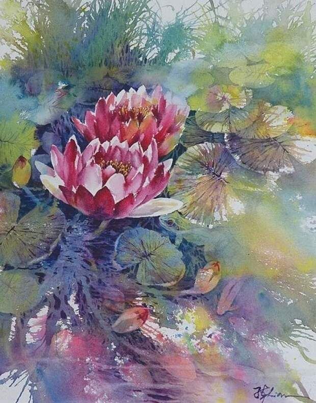 художник Lian Quan Zhen (Лиан Цюань Чжэнь) картины – 13