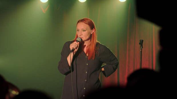 Стендап-комик Елена Новикова сыграла в сериале по мотивам своей жизни