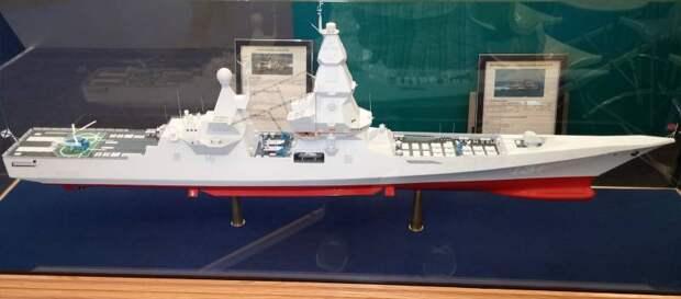 Эсминец 2030 ВМФ РФ