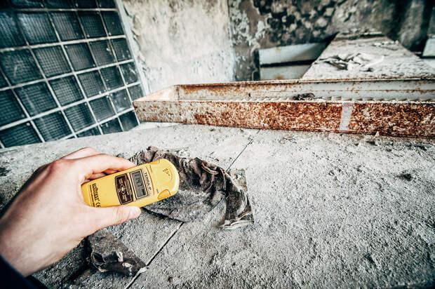 Моя мама отдыхала в Чернобыле спустя три месяца после аварии