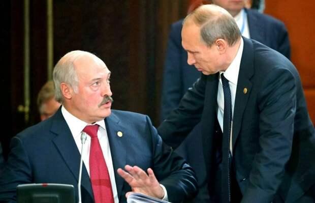Лукашенко: Я никогда не отворачивался от России, но урок извлек