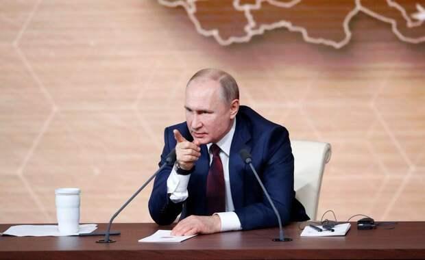 Владимир Путин включил обратный отсчет для киевского режима