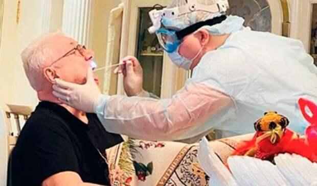 Винокур раскрыл результат своего теста на коронавирус