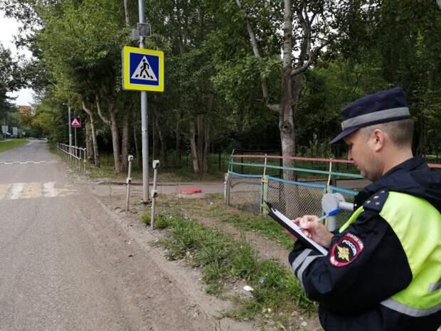 80 нарушений дорожной разметки выявили сотрудники ГИБДД возле школ и детсадов Ижевска