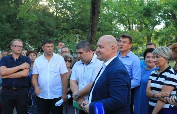 Капремонт сквера в Севастополе сорван из-за проектировщиков