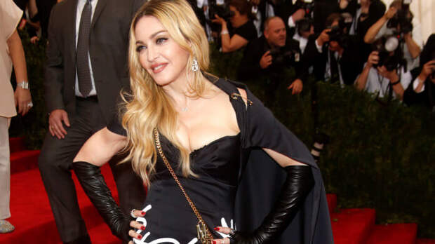 Макробиотическая диета Мадонны, или как весить 48 кг после 60-ти