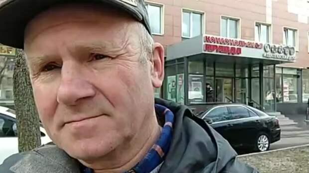 Дмитрий Дариуш у ИА «Комсомольская правда»