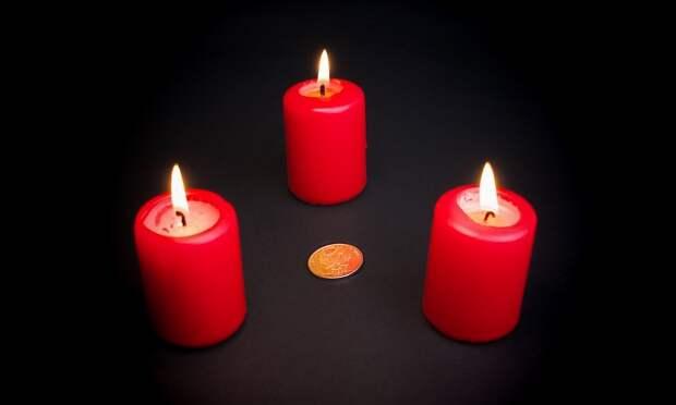 денежный обряд в Велесов день и новолуние