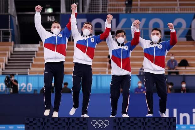Уроженец Удмуртии взял золото на Олимпийских играх