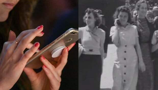 По мобильнику разговаривали еще в 1938 году. Так ли это?