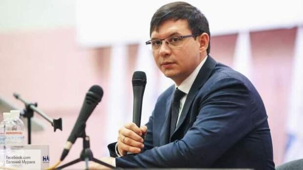 Мураев указал, как события в Беларуси могут привести к исчезновению Украины