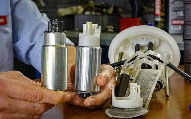Ремонтируем топливный насос (видео)