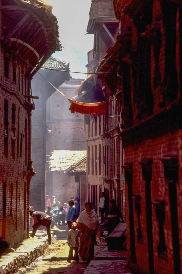 Яркое средневековье: потрясающие фотографии Непала