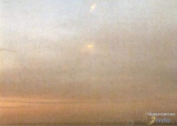 10 малоизвестных наблюдений НЛО со множеством свидетелей