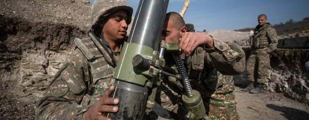 Азербайджан нанес удар по российским силовикам – военкор